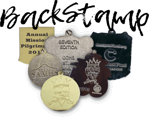 Backstamp : Fiesta, pins, race pins, events, weddings ,and awards. This custom lapel pins are the perfect promotional product for you family reunion, parade, marketing event. Colleges and nonprofit fundraisers
