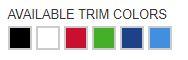 clc pen trim colors