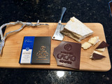 Chocolate and Cheese Pairing: Millcreek Cacao Roasters 78% Pure Chuno and Fromage de Meaux