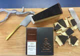 Chocolate and Cheese Pairing: Millcreek Cacao Roasters 70% Arriba with Espresso  and Beehive Cheese  Barely Buzzed