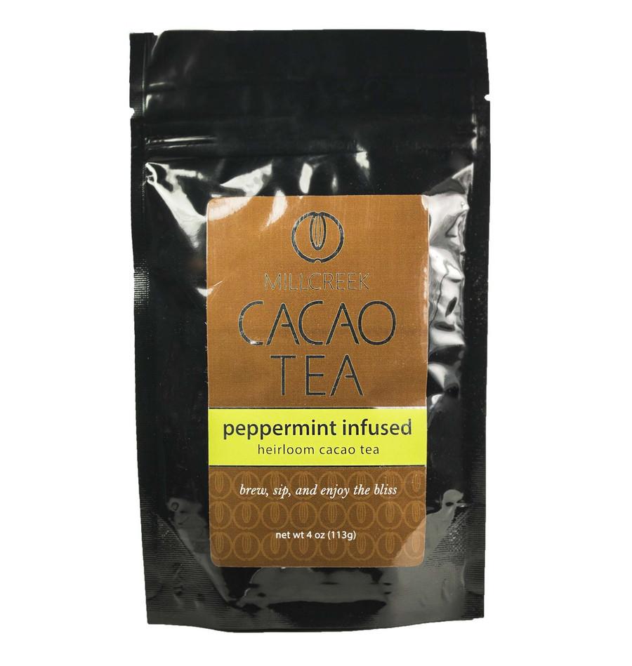 Peppermint |  Heirloom Cacao Tea