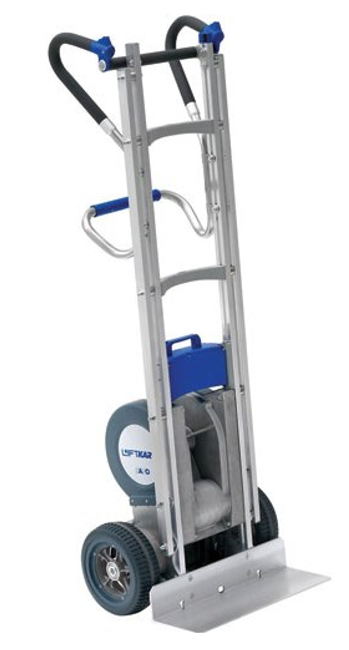 Wesco 274100 Electric Heavy Duty Stair Climber Hand Truck