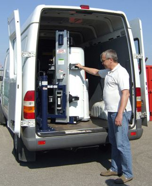 Powermate LG-6 Liftgate In-Vehicle Lift (40 Inches) Hand Truck