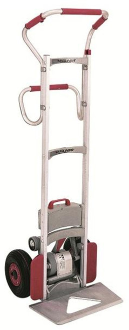 Magliner SAL Electric Stair Climbing Hand Truck (300lb Capacity) - SAL Ergo Handle-140