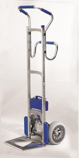 Wesco Liftkar SAL Ergo Power Stair Climbing Hand Truck  (375 lb. Capacity Flat Free Wheels) -  Wesco 274160