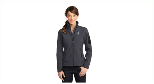 Staff Eddie Bauer® Ladies Rugged Ripstop Soft Shell Jacket
