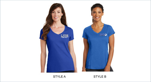 Swim & Dive- Women's V neck