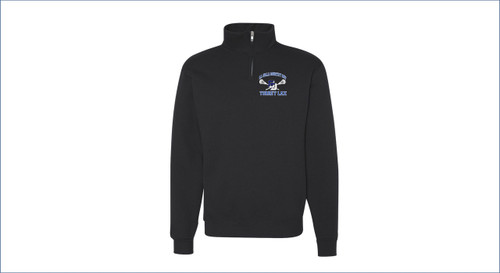 MS Lacrosse Jerzees 1/4 Zip