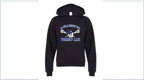 MS Lacrosse Independent Trading Co. - Hooded Pullover Sweatshirt