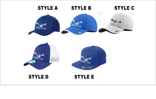 MS Lacrosse Embroidered Caps