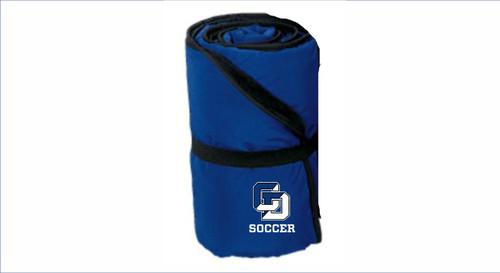 LJCDS Soccer Blanket