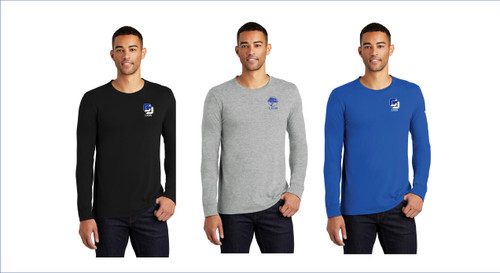 Staff Nike Long Sleeve Tee