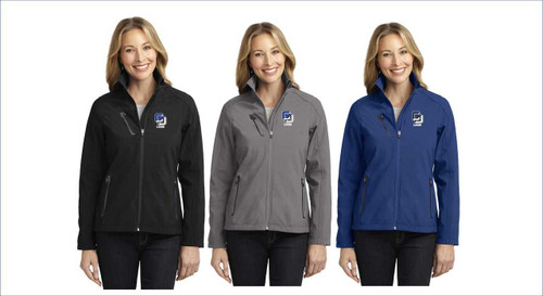 Staff-Port Authority® Welded Soft Shell Jacket