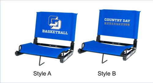 Men's Basketball Stadium Chair