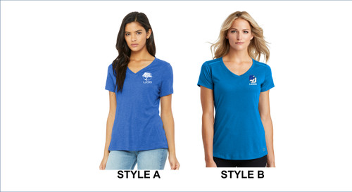 Staff Women's V-neck