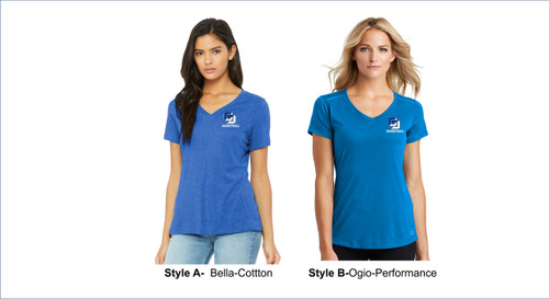 Men's Basketball - Women's V-necks