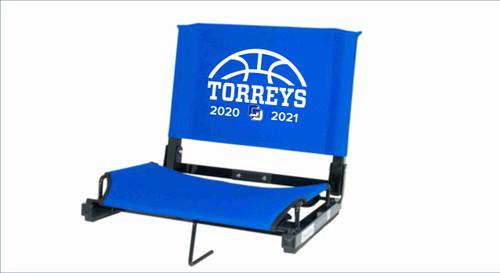 LJCDS Women's Basketball Stadium Chair