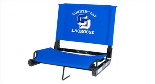 Men's Lacrosse Stadium Chair