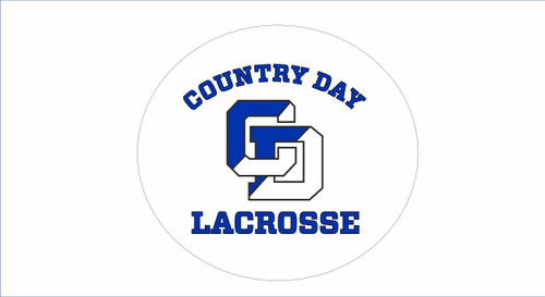 Men's Lacrosse Window Decal/Sticker