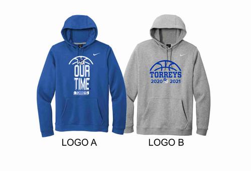 Women's Basketball Nike Team Club Fleece Hoodie
