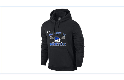 MS Lacrosse Nike Team Club Fleece Hoodie