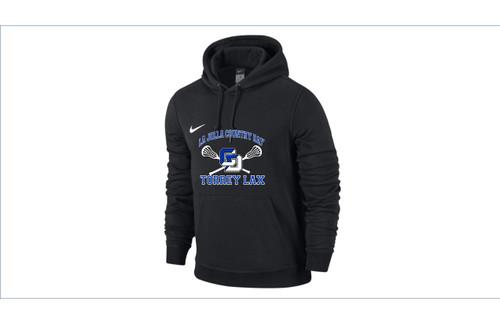 MS Lacrosse Nike Team Club Fleece Hoodie