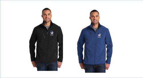LJCDS-Port Authority® Welded Soft Shell Jacket-
