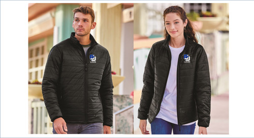Staff Independent Trading Co. - Puffer Jacket