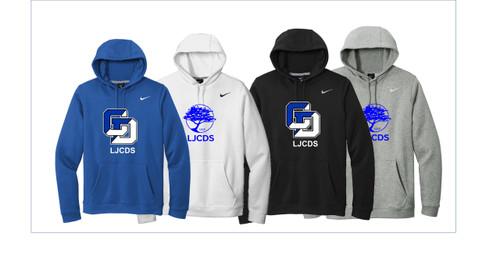 LJCDS Nike Club Fleece Pullover Hoodie