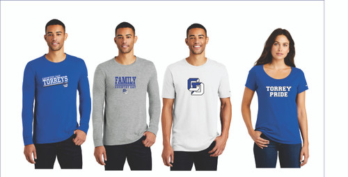 Booster Club Nike Cotton Tees and Long Sleeve