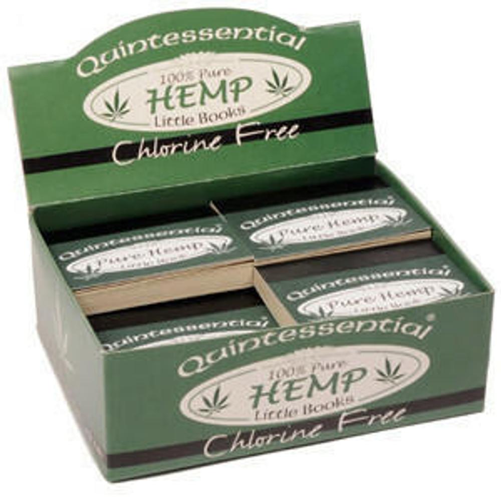 Quintessential Quintessential Pure Hemp Smoking Tips - Maxi Pack