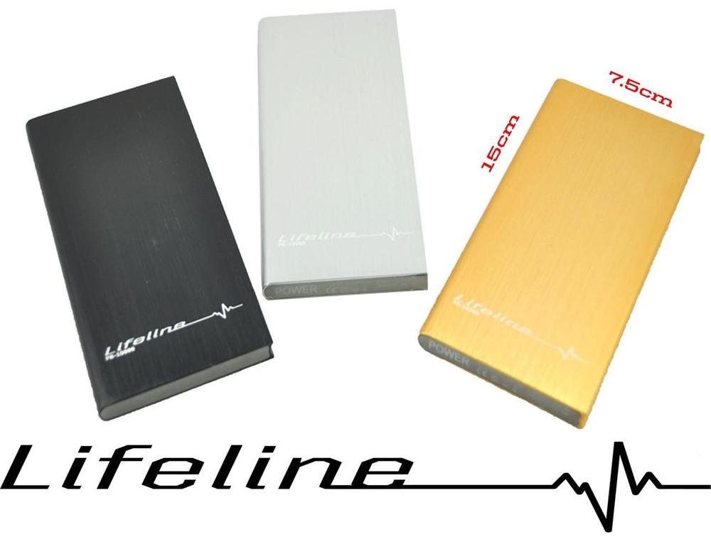 Lifeline Lifeline Portable - 10,000mAh Power Bank