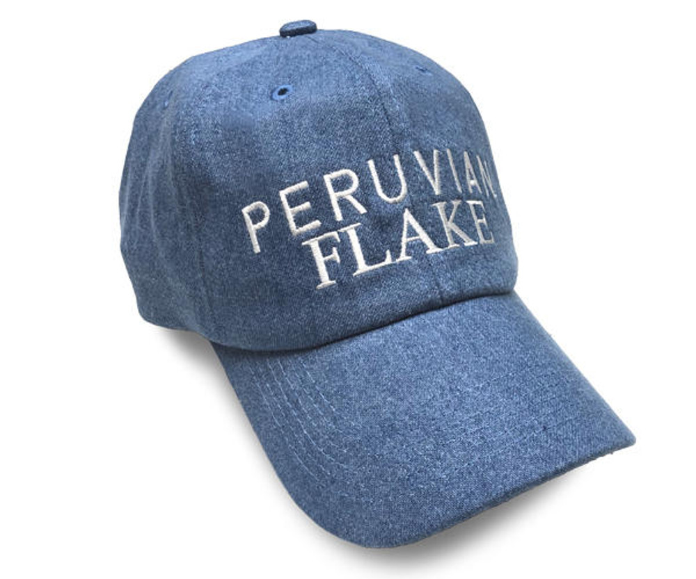 Peruvian Flake Clothing Peruvian Flake Vintage Style Baseball Cap