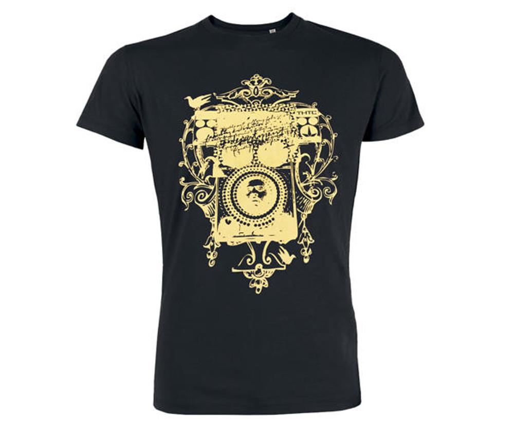 THTC Clothing Co THTC Clothing GRAMMAR-PHONE Organic T-Shirt
