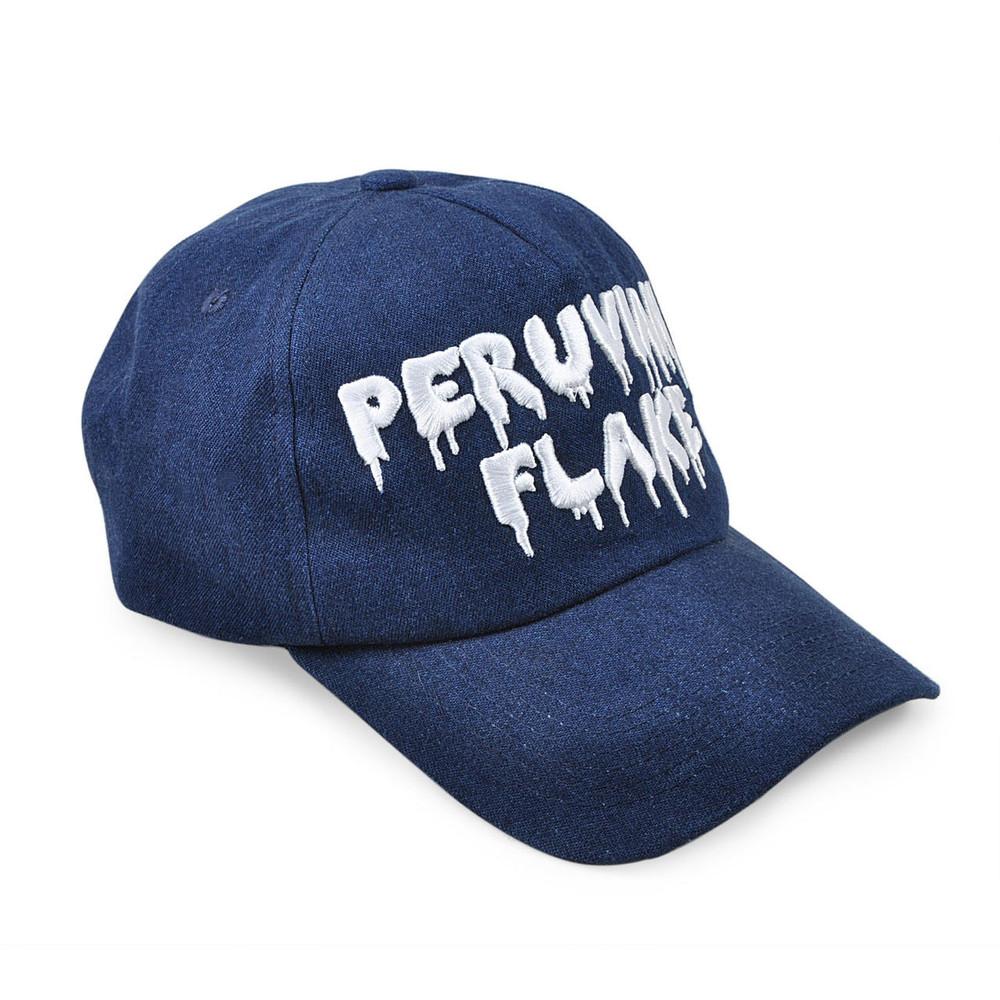 Peruvian Flake Clothing Peruvian Flake Horror Style Limited Edition Baseball Cap