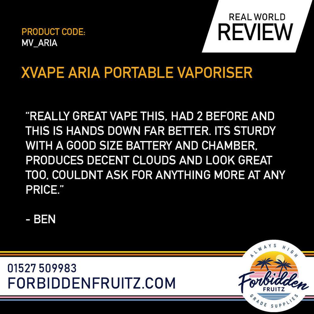 XVAPE XVAPE Aria Portable Vaporiser