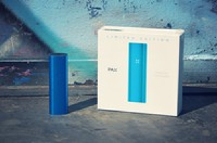 The Limited Edition Electric Blue Pax 2