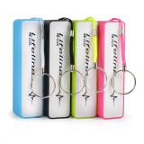 Lifeline Lifeline - 2400mAh Portable Keyring Power Bank