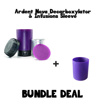 Ardent Ardent Nova Lift Decarboxylator - 220-240v and Infusion Sleeve Bundle