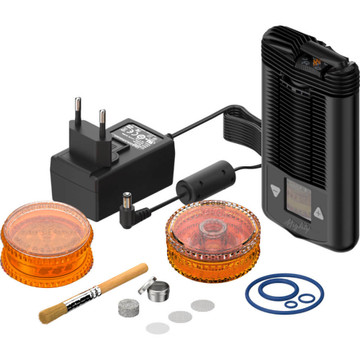 Storz and Bickel Storz and Bickel Mighty Portable Vaporiser with Premium Cleaning Kit