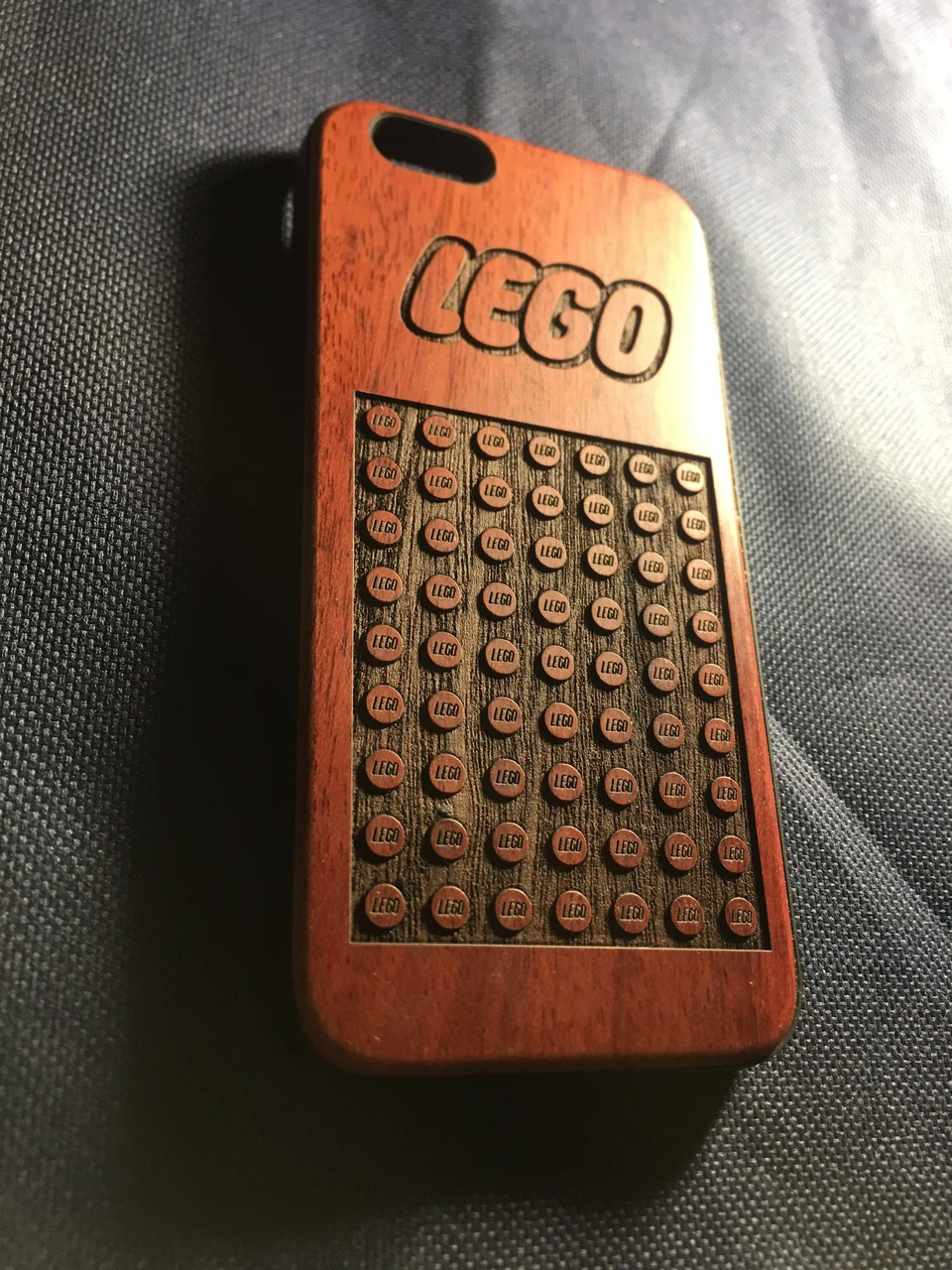 best loved 71d47 c19a2 LEGO Bricks Inspired Wood Phone Case - Laser Engraved Gift - iPhone 5 5s 6  6s 7 8 plus X Samsung s5 s6 s7 s8 - 20