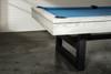 Mckay Slate Pool Table   Whitewash Finish
