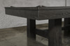 Rocky Slate Pool Table in Charcoal