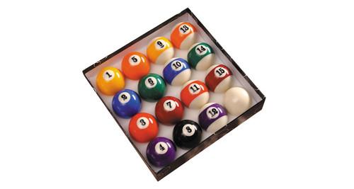 Deluxe Billiard Balls
