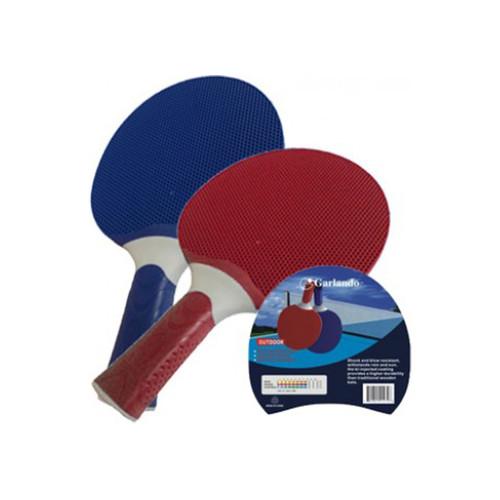 Garlando Outdoor Table Tennis Racket Set