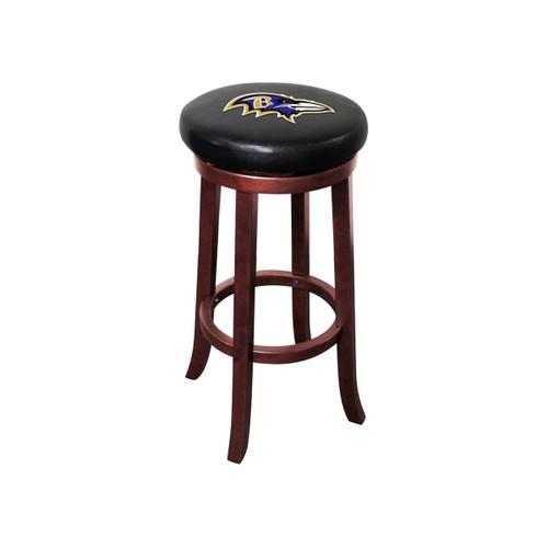 NFL Licensed Wooden Barstools