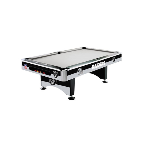 NFL Licensed 8' Pool Table