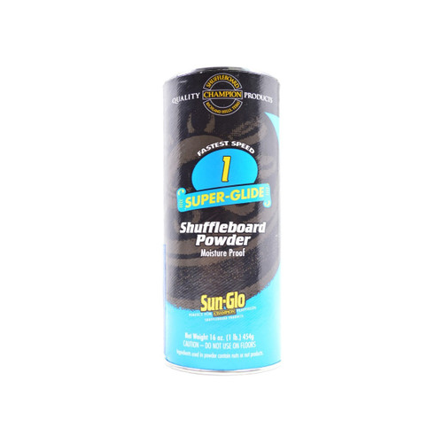 Sun-Glo Speed 1 Shuffleboard Powder