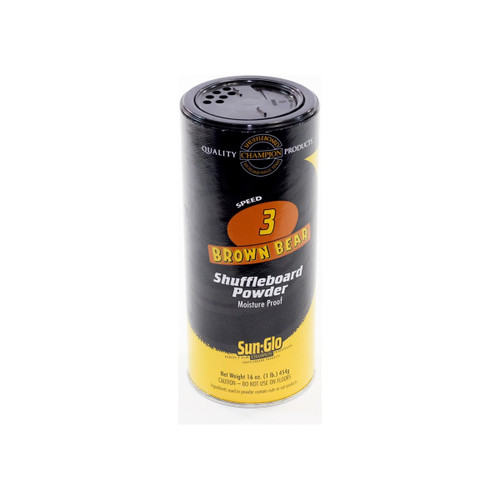 Sun-Glo Speed 3 Shuffleboard Powder