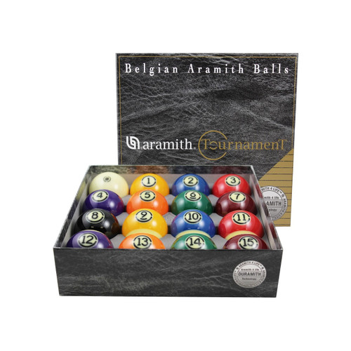 Tournament 2 1/4in Billiard Ball Set